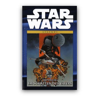 Star Wars Comic-Kollektion 19: Legends: Imperium: Im Schatten des Vaters (HC) – DE