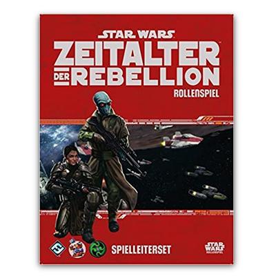 Star Wars Zeitalter der Rebellion: Spielleiterset – DE