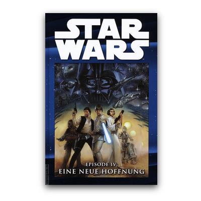 Star Wars Comic-Kollektion 2: Episode IV: Eine neue Hoffnung (HC) – DE