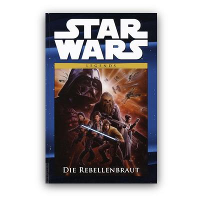 Star Wars Comic-Kollektion 21: Legends: Die Rebellenbraut (HC) – DE