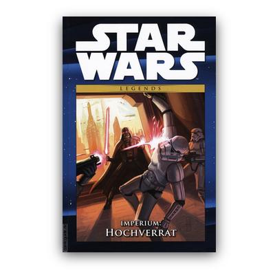 Star Wars Comic-Kollektion 22: Legends: Imperium: Hochverrat (HC) – DE