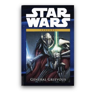 Star Wars Comic-Kollektion 23: Legends: General Grievous (HC) – DE