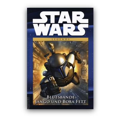 Star Wars Comic-Kollektion 24: Legends: Blutsbande: Jango und Boba Fett (HC) – DE