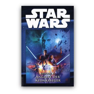 Star Wars Comic-Kollektion 25: Episode II: Angriff der Klonkrieger (HC) – DE