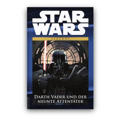 Star Wars Comic-Kollektion 26: Legends: Darth Vader und der neunte Attentäter (HC) – DE