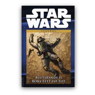 Star Wars Comic-Kollektion 28: Legends: Blutsbande II: Boba Fett ist tot (HC) – DE