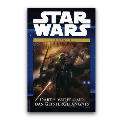 Star Wars Comic-Kollektion 3: Legends: Darth Vader und das Geistergefängnis (HC) – DE