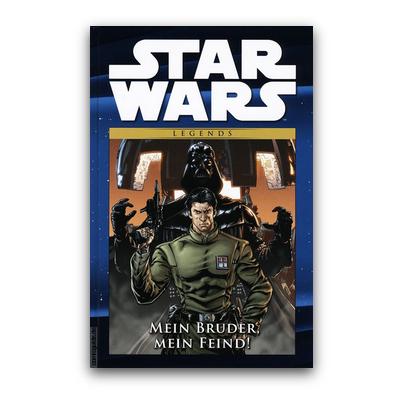 Star Wars Comic-Kollektion 4: Legends: Mein Bruder, mein Feind! (HC) – DE