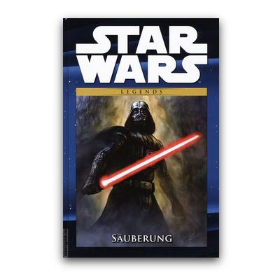 Star Wars Comic-Kollektion 5: Legends: Säuberung (HC) – DE