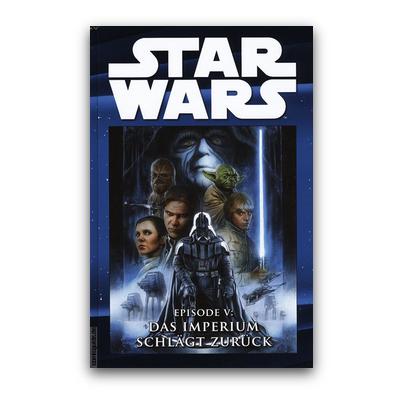 Star Wars Comic-Kollektion 7: Episode V: Das Imperium schlägt zurück (HC) – DE