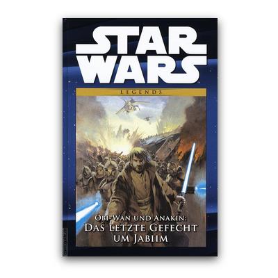Star Wars Comic-Kollektion 8: Legends: Obi-Wan und Anakin: Das letzte Gefecht um Jabiim (HC) – DE