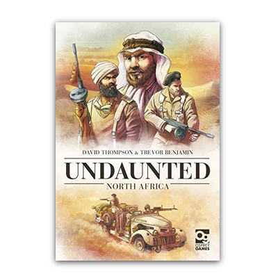 Undaunted: North Africa – EN