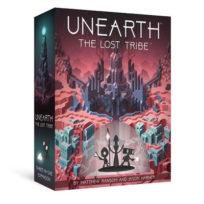 Unearth: The Lost Tribe – EN