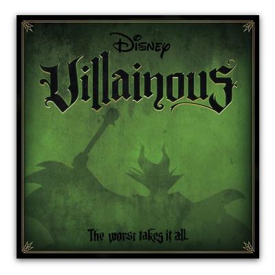 Disney Villainous – EN