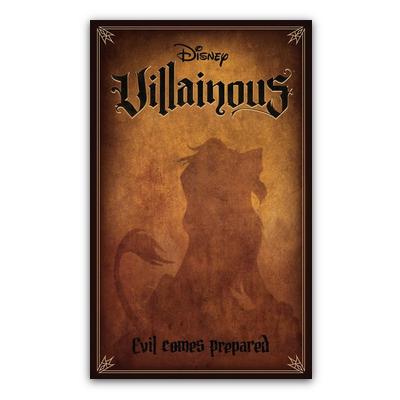 Disney Villainous: Evil Comes Prepared – EN