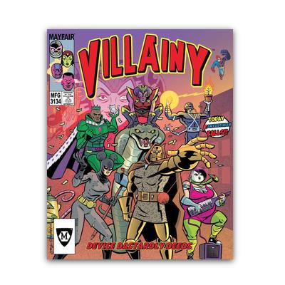 Villainy – EN