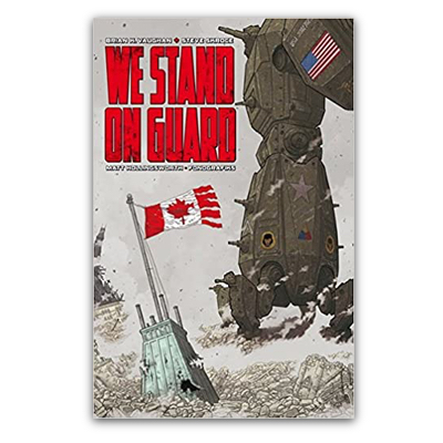 We Stand on Guard (HC) – DE