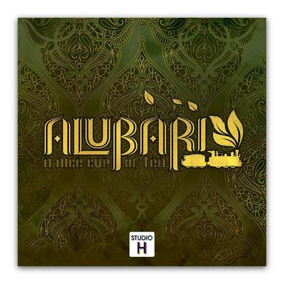 Alubari: A Nice Cup of Tea – DE