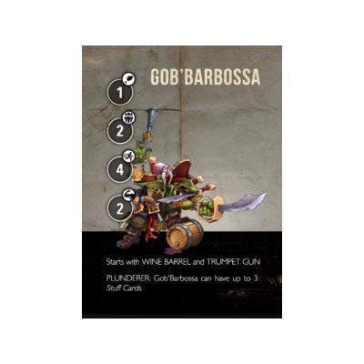 Gob zHeroes: Gob Barbossa – EN
