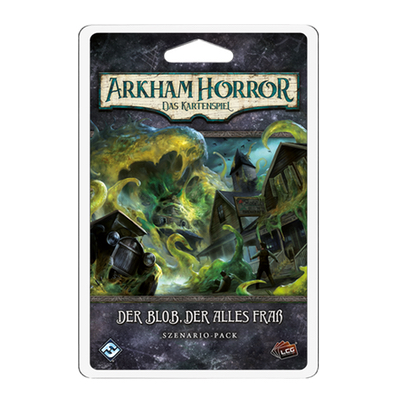 Arkham Horror LCG: Der Blob, der alles Fraß – DE