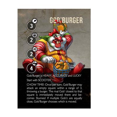 Gob zHeroes: Gob Burger – EN