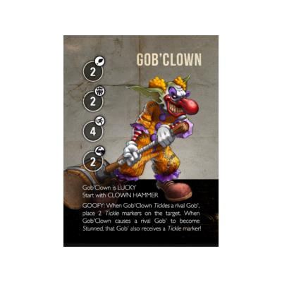Gob zHeroes: Gob Clown – EN