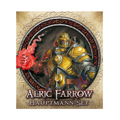 Descent 2. Edition: Hauptmann – Alric Farrow – DE