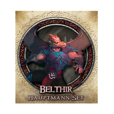 Descent 2. Edition: Hauptmann – Belthir – DE