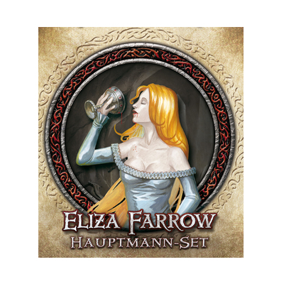 Descent 2. Edition: Hauptmann – Eliza Farrow – DE