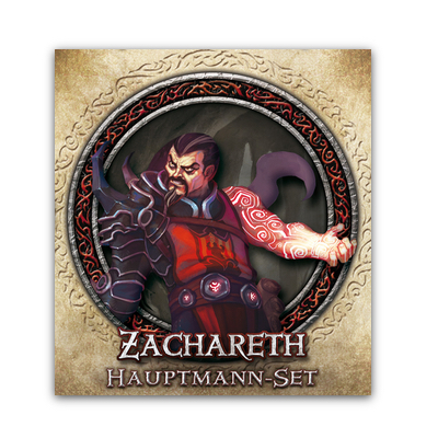Descent 2. Edition: Hauptmann – Zachareth – DE