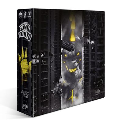 King of Tokyo: Dark Edition (limitierte Sammlerausgabe) – DE