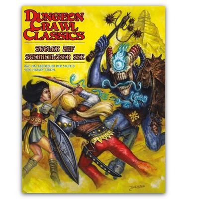 Dungeon Crawl Classics: Segler auf sternenloser See (SC) – DE