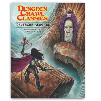 Dungeon Crawl Classics: Grundregelwerk (HC) – DE