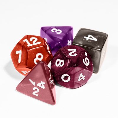 Planet Apocalypse: Alternate Dice Pack