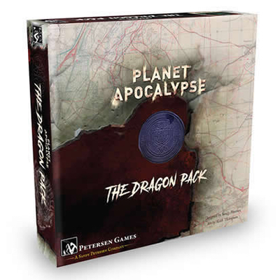 Planet Apocalypse: Drachen Erweiterung – DE