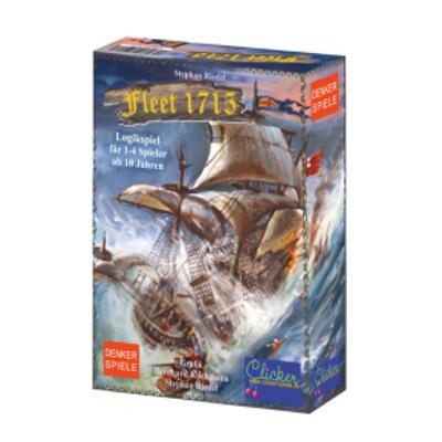 Denkerspiel: Fleet 1715 – DE/EN