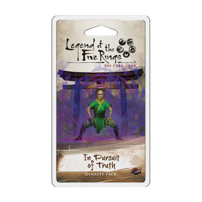 L5R: Dominion 3 – In Pursuit of Truth – EN