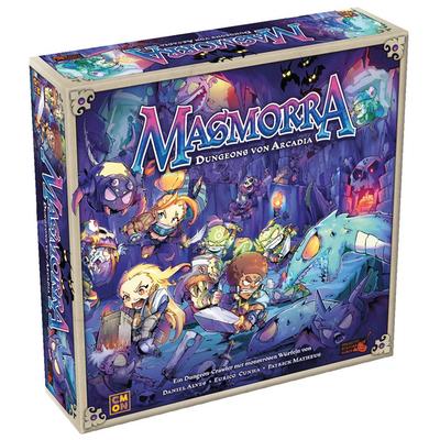 Masmorra: Dungeons von Arcadia – DE