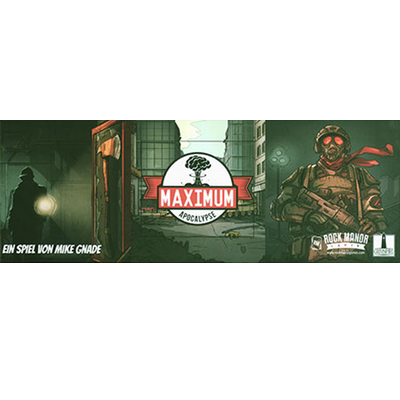 Maximum Apocalypse – DE