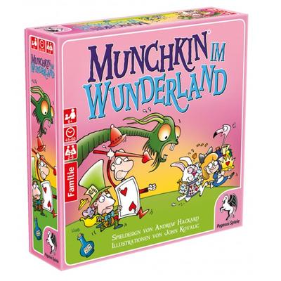 Munchkin: im Wunderland – DE