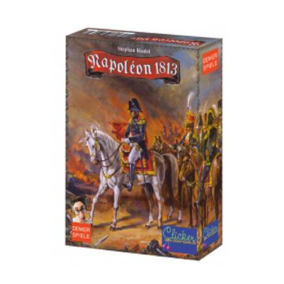 Denkerspiel: Napoleon 1813 – DE/EN