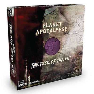 Planet Apocalypse: the Pack of the Pit – DE