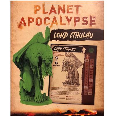 Planet Apocalypse: Lord Cthulhu – DE