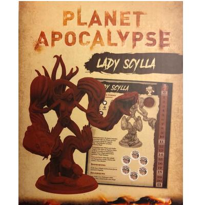 Planet Apocalypse: Lady Scylla – DE