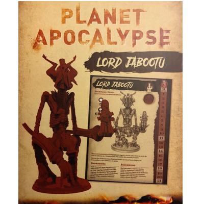 Planet Apocalypse: Lord Jabootu – DE