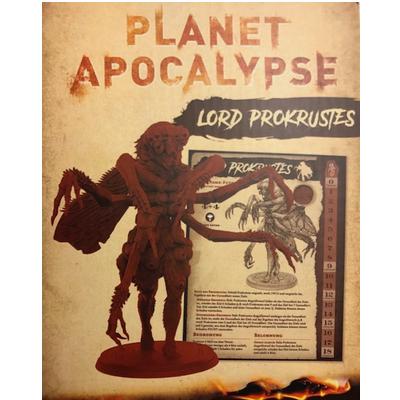 Planet Apocalypse: Lord Prokrustes – DE