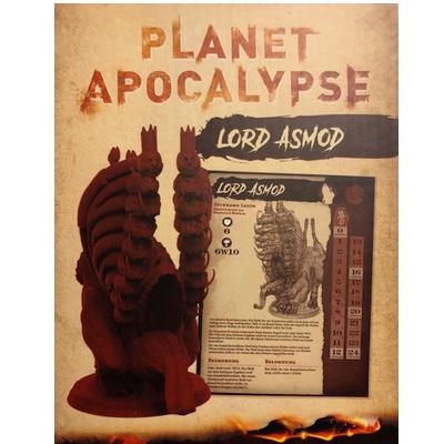 Planet Apocalypse: Lord Asmod – DE