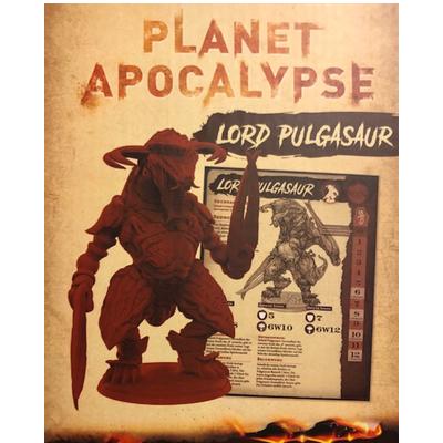 Planet Apocalypse: Lord Pulgasaur – DE