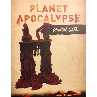 Planet Apocalypse: Demon Gate
