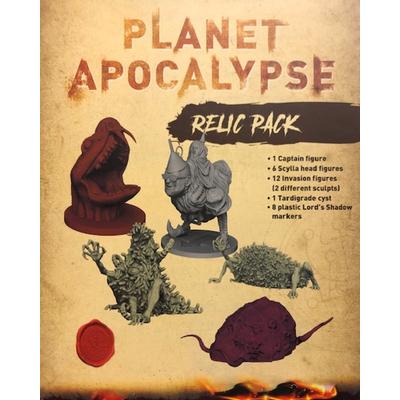 Planet Apocalypse: Relic Pack
